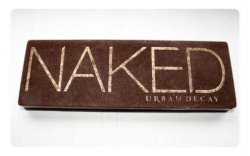 Urban Decay Naked Palette vs Naked 2 Palette