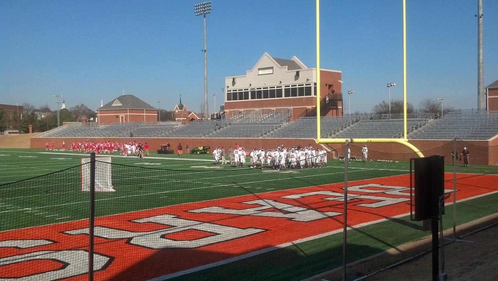 #149: Mercer University Stadium / Five Star Stadium, Macon ...