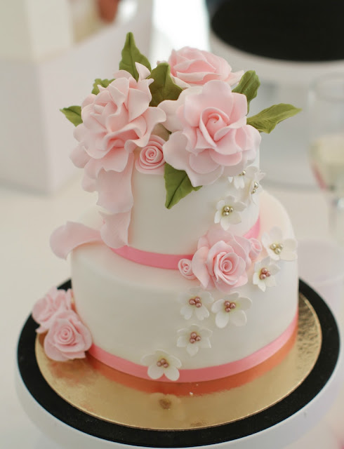 Curso de tartas fondant