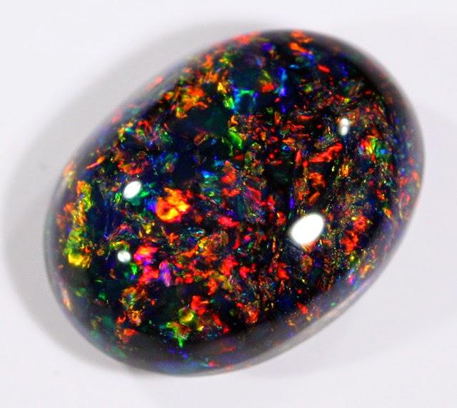 Cara Mengkristalkan Batu Black Opal Sempur