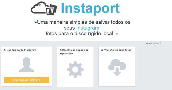 Instaport
