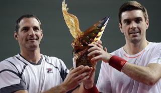 Jonathan Erlich y Colin Fleming tenis atp