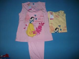 Memilih Tipe Baju Tidur Anak Perempuan / Wanita Yang Sesuai