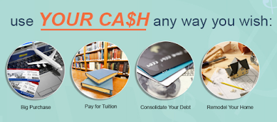 use your cash any way you wish