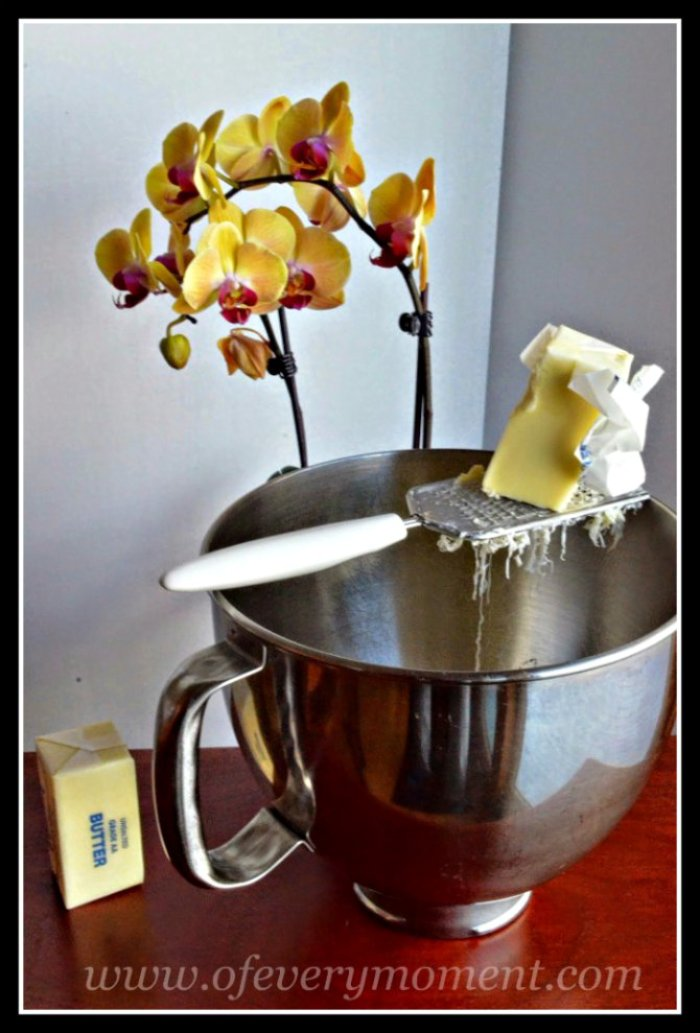 butter, flowers, photography