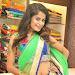 Anukruthi Glam pics in half saree-mini-thumb-2