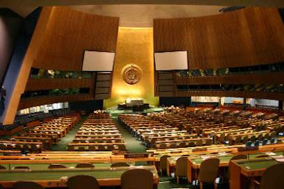 UN Assembly, New York