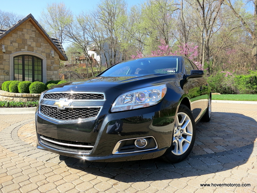 HOVER MOTOR COMPANY: 2013 Malibu Eco test drive and review ...
