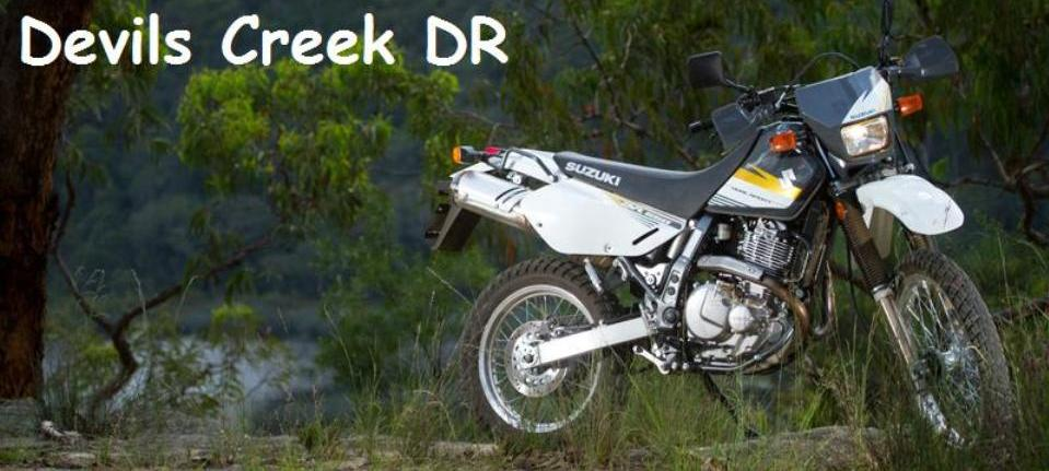 My Other, Other Blog DR650