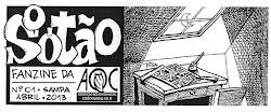 """Fanzine da AQC """"O Sótão"""""""