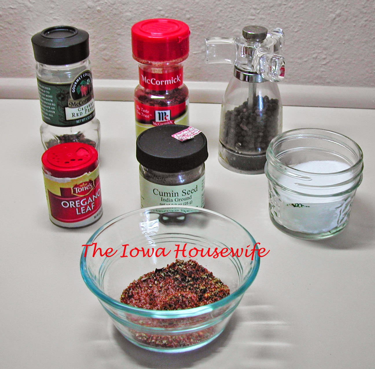 Taco Seasoning I Recipes — Dishmaps