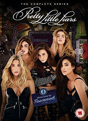 Série Pretty Little Liars 2017 Torrent