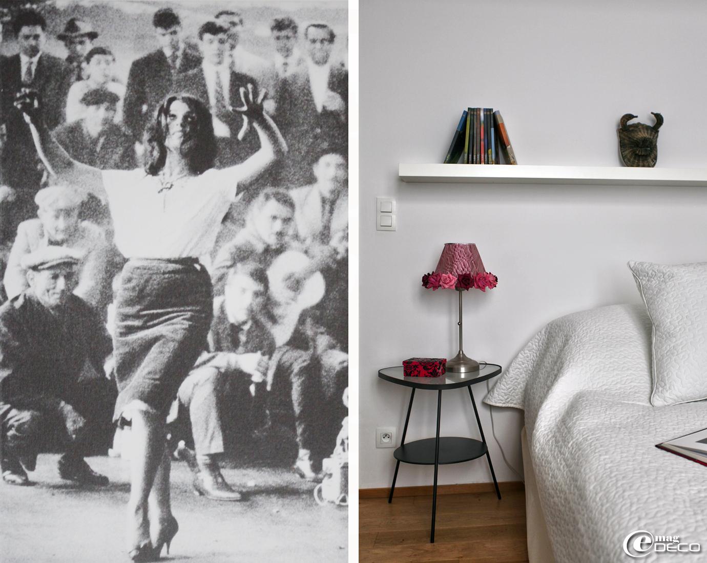 Détail d'une photo de Lucien Clergue, provenant de son livre 'Roots', Lucien Clergue est l'instigateur de l'École Nationale Supérieure de la photographie d'Arles et fondateur des 'Rencontres d'Arles'