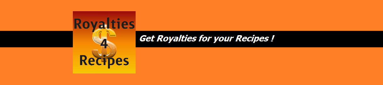 Recipe Royalties