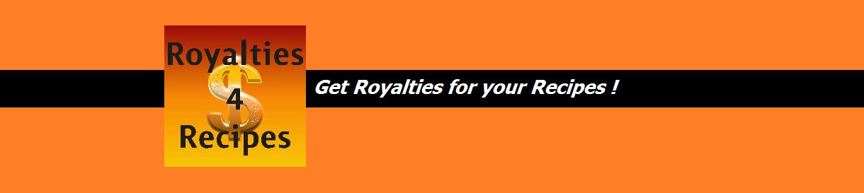 Recipe Royalties