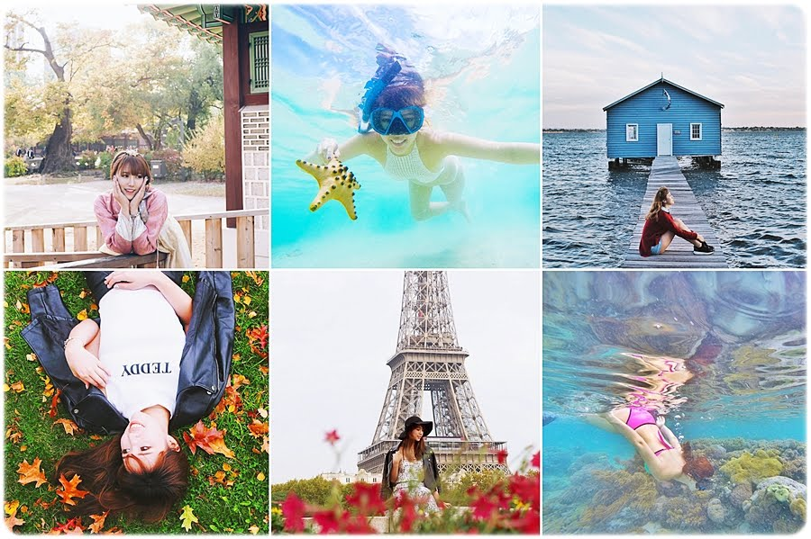 SHENNYYANG - Singapore's Lifestyle & Travel Blogger