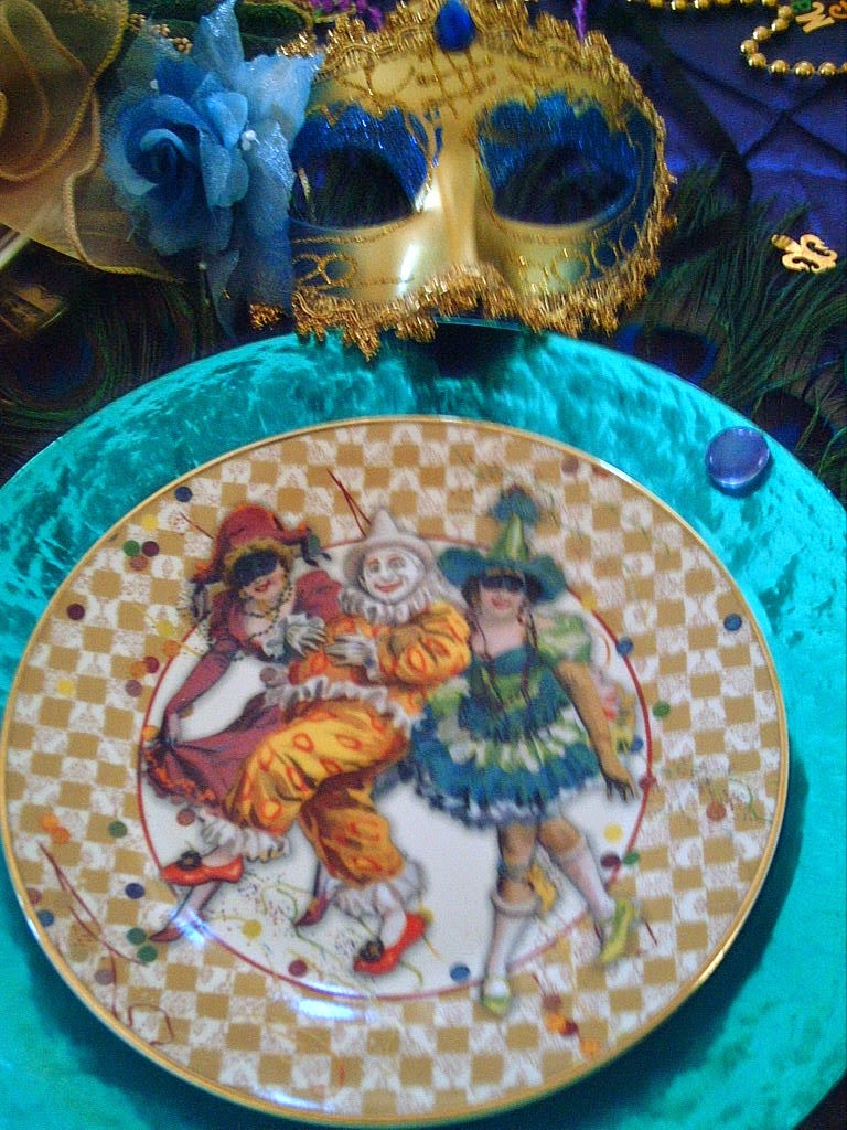 Wednesday February 11 2015 & Candlelight Supper: Mardi Gras