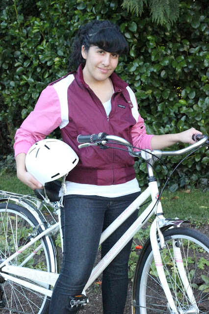 SF Biking Outfit