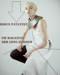 Uh Magazine│3rd Long Summer ░ L'I KING DELLA GABELLIERA│ CLARABELLE COW│ CLARETTA E IL VERMOUTH│