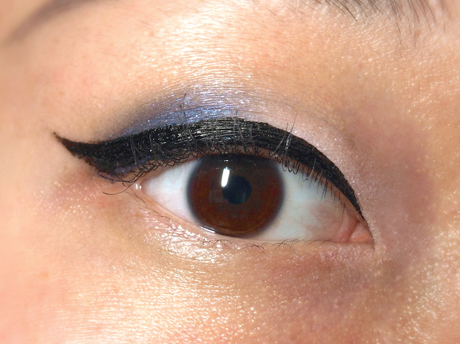 "Kat Von D Ink Liner in ""Trooper"": Review and Swatches"
