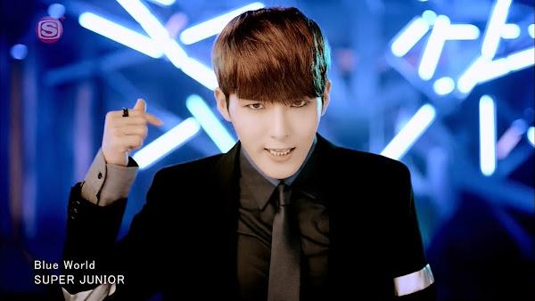 Super Junior Blue World Ryeowook