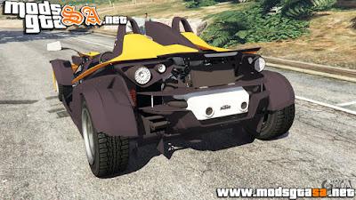 V - KTM X-Bow para GTA V PC
