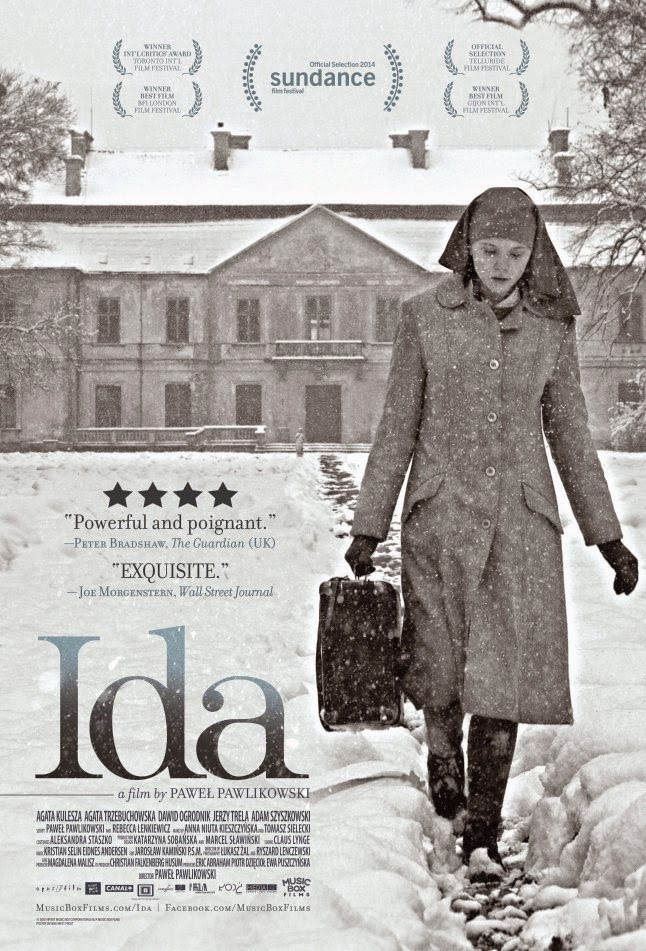 Comentario sobre la película Ida