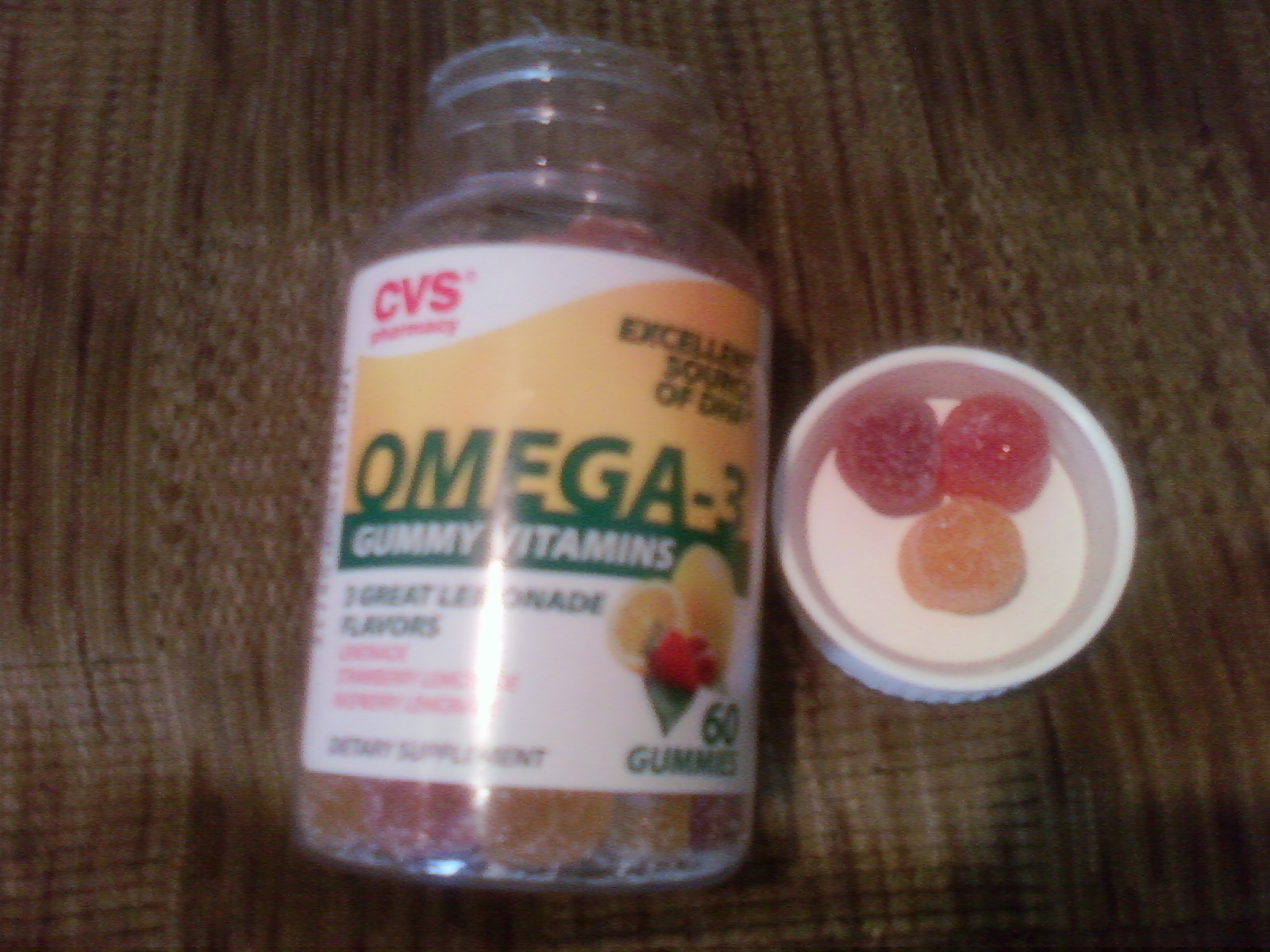 Princess beauty lounge cvs haul gummy omega 3 fish oil for Cvs fish oil
