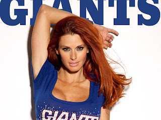 Girl With Giants T-shirt Nfl HD Wallpaper