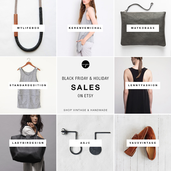 Black Friday & Holiday sales on Etsy | Fashion & Style