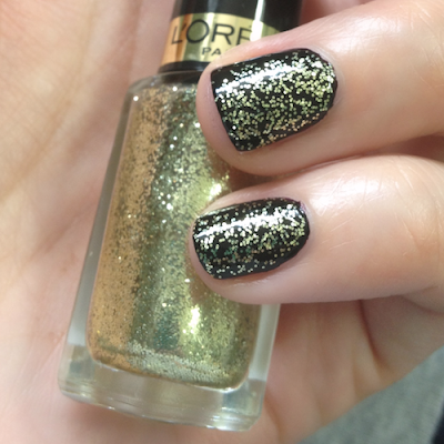 L'Oréal Summer 2013 Nail Collection Gold Carat Top Coat
