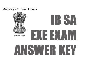IB SA Answer Key 2014