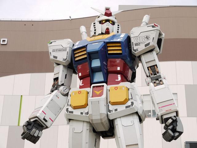 『ガンダムフロント東京』で見る機動戦士ガンダム