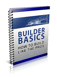 Owner builder vs builder for Be your own general contractor