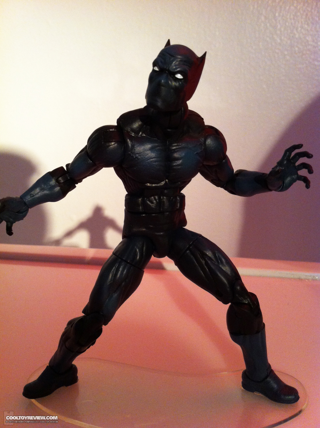 New marvel legends black panther and hawkeye