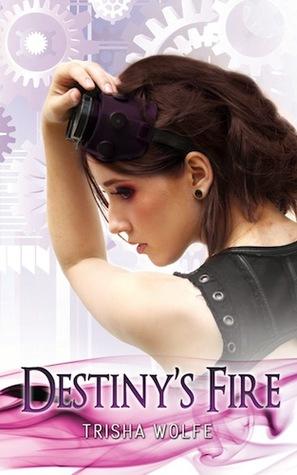Destiny's Fire book cover