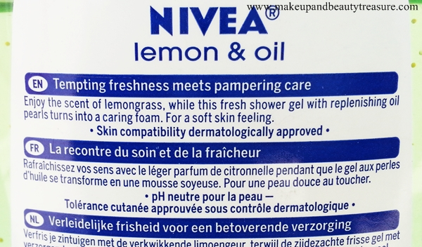 Nivea-Shower-Gel-Review
