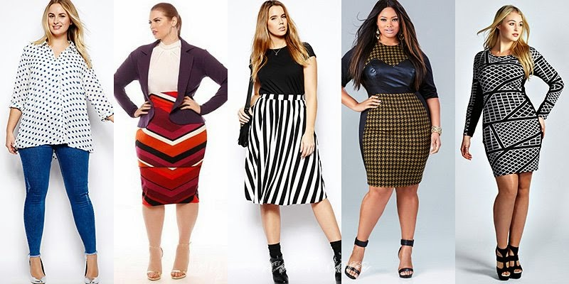 Spring Summer 2014 Plus Size Fashion Trends Spring