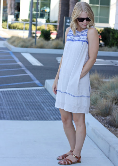 Current Habits, Style Blog, Fashion Blog, Dress, Anthropologie