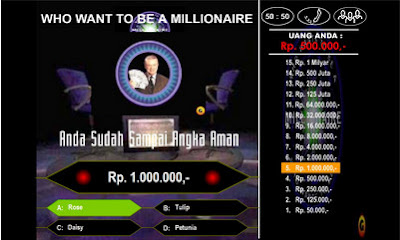 Download Game Who Wants to Be a Millionaire Indonesia untuk PC
