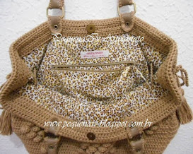 Bolsa Jolie Duna - Estampa Animal Print