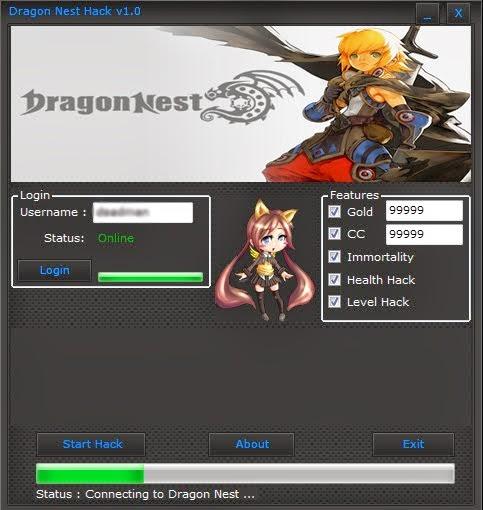 Как сделать свой dragon nest