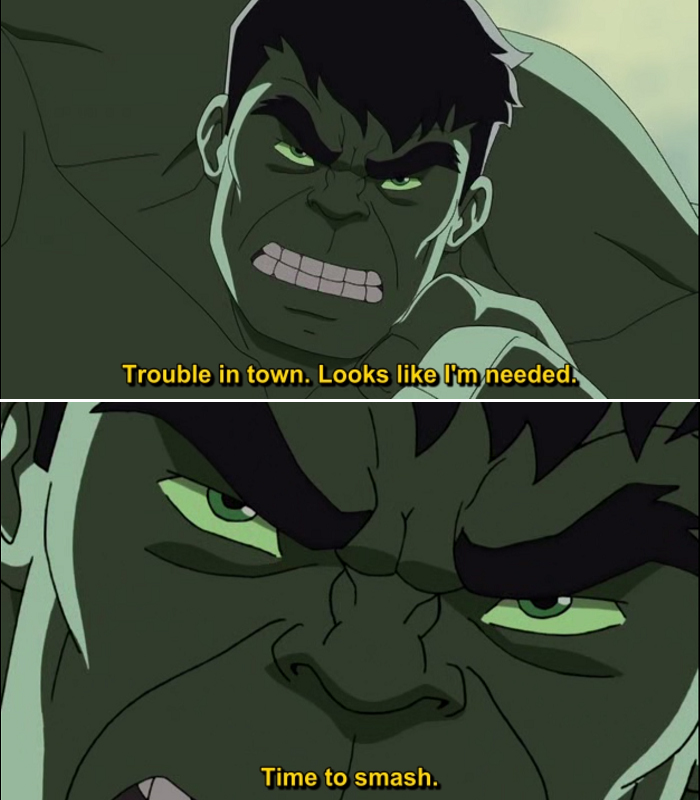 Hulk and the Agents of S.M.A.S.H Quote-1