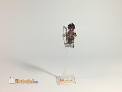 Lego giả mô hình siêu anh hùng Hawkeye