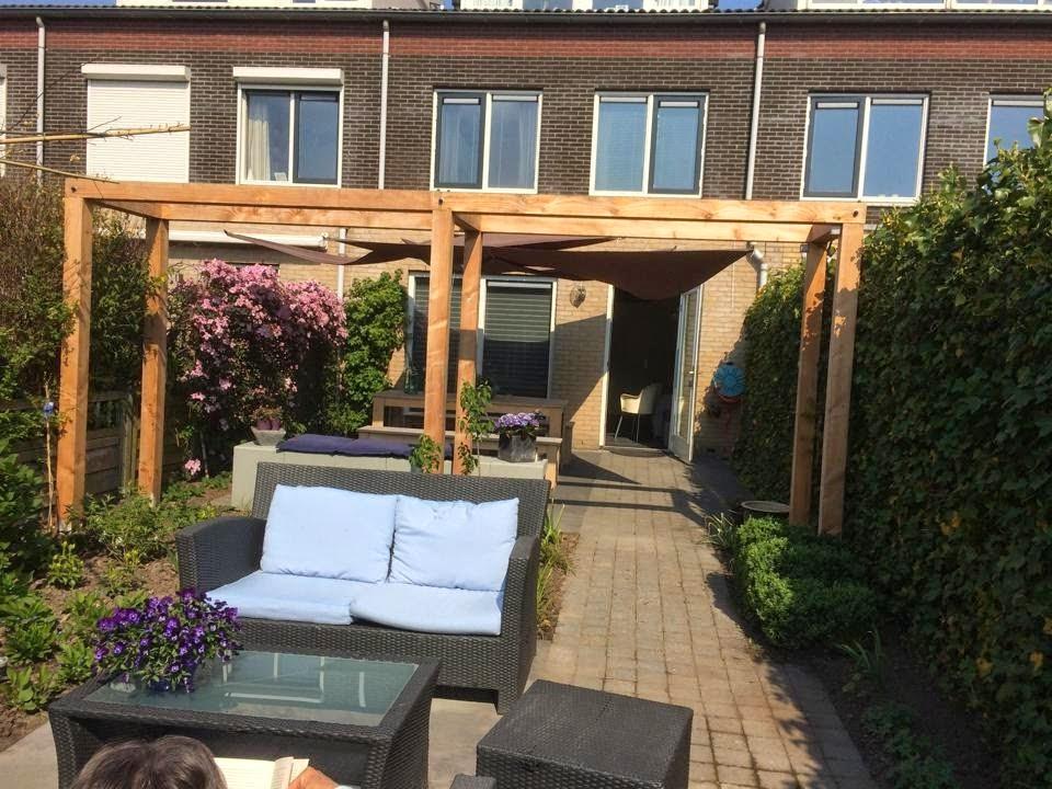 Cyntuinen tuinontwerp advies stadstuin tussenwoning in for Tuinontwerp tussenwoning