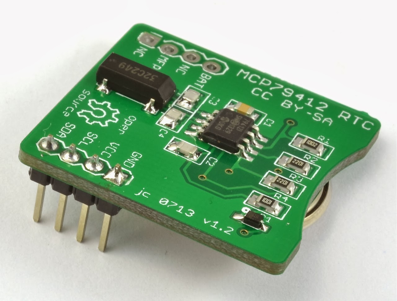 Review of mcp rtc module