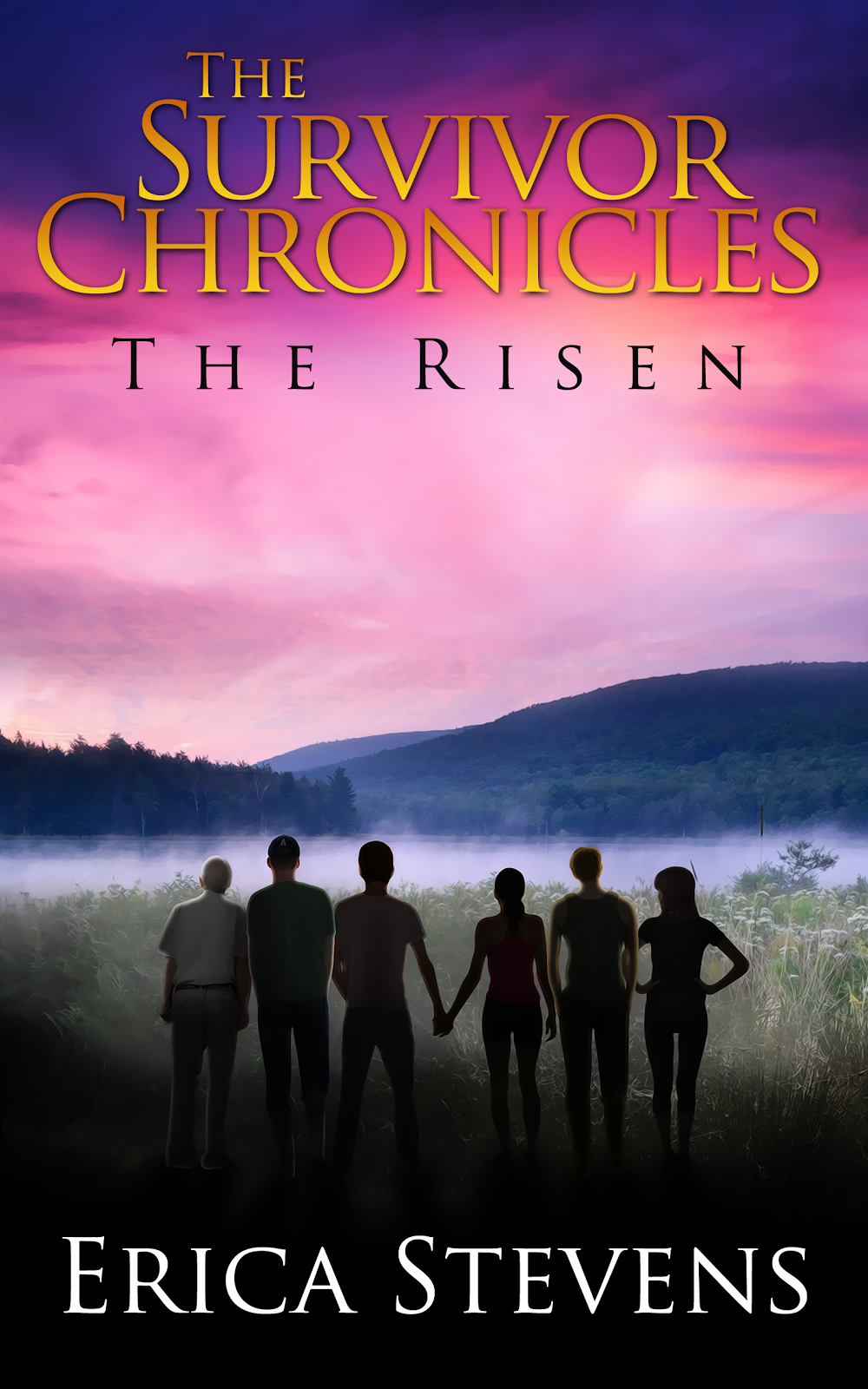 The Survivor Chronicles Book 4:  The Risen