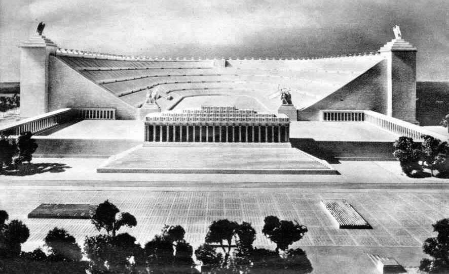 Deutsches Stadion en Nuremberg