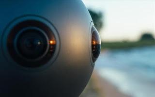 Τρισδιάστατη κάμερα εικονικής πραγματικότητας από τη Nokia