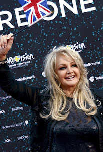 "EUROVISION SONG CONTEST 2013  - BONNIE TYLER ""BELIEVE IN ME"""